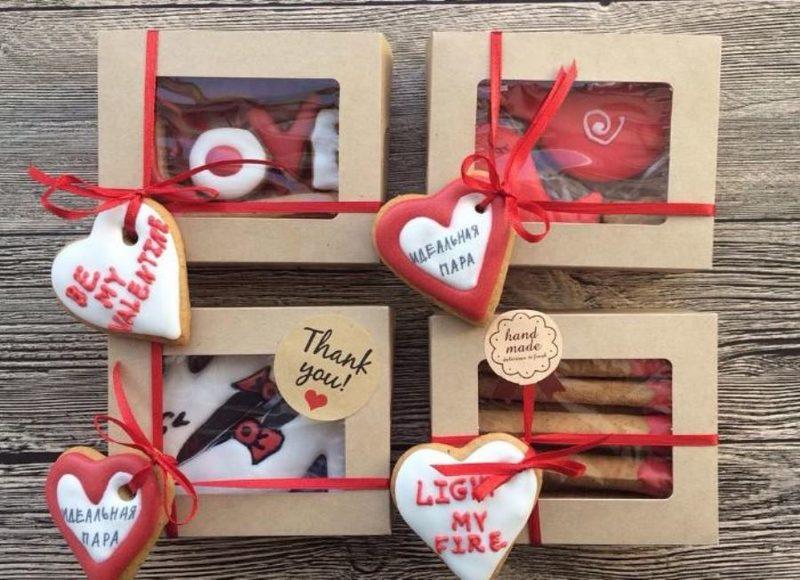 Что подарить мужу на день валентина своими руками 26