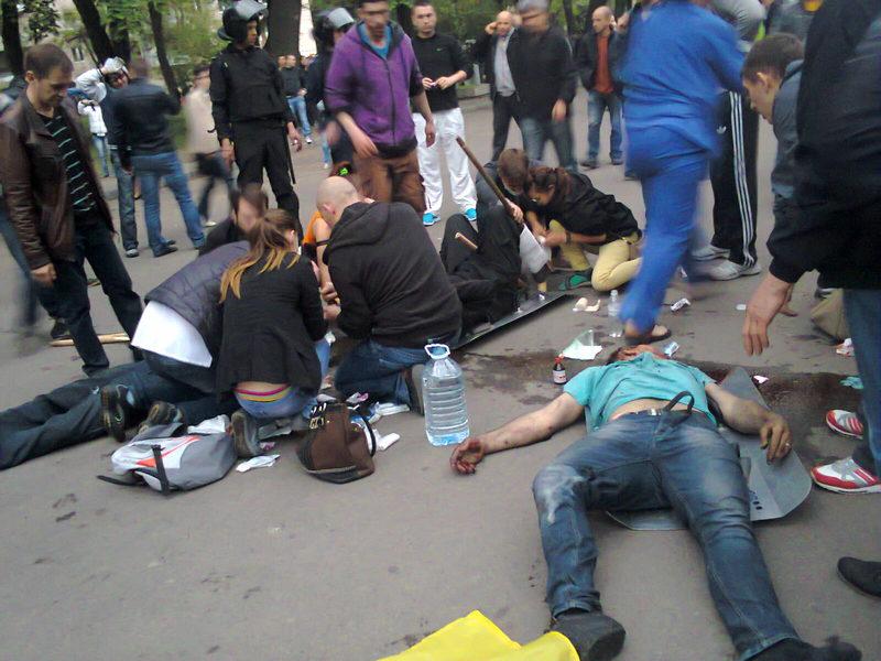 """""""Выкрикивание антиукраинских лозунгов, георгиевские ленточки и раздача листовок"""", - полиция задержала 14 человек в Одессе - Цензор.НЕТ 7138"""