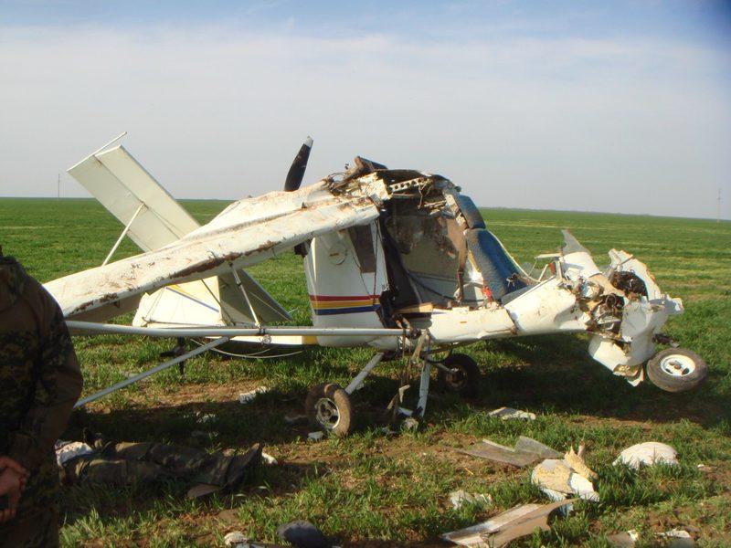 Самолет, пилотируемый жителем Луганска, разбился в Ростовской области - Цензор.НЕТ 5915