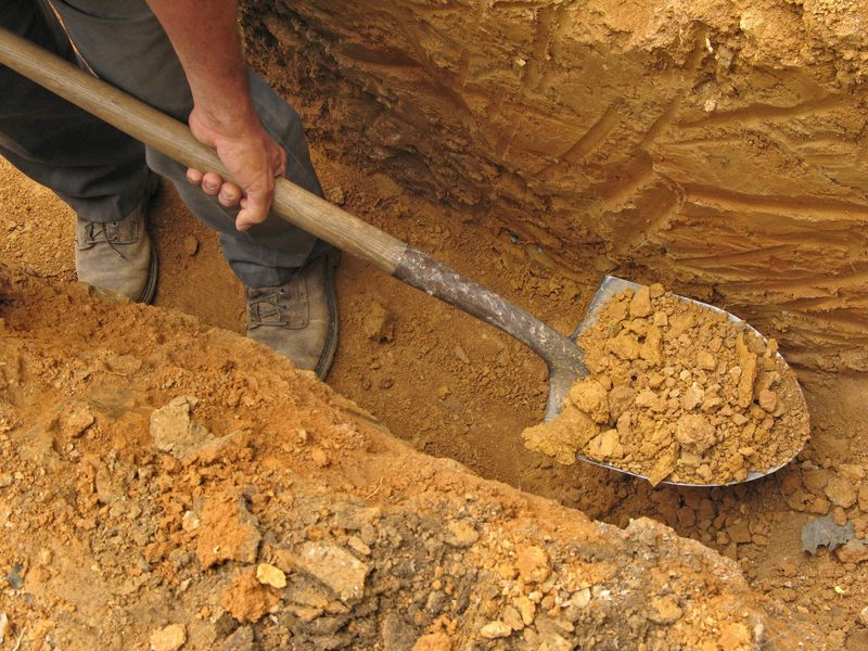стоимость разработки грунта