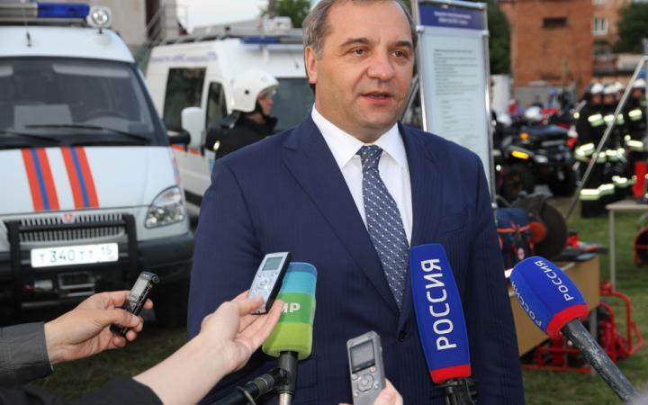 Пучков летит в Ростов