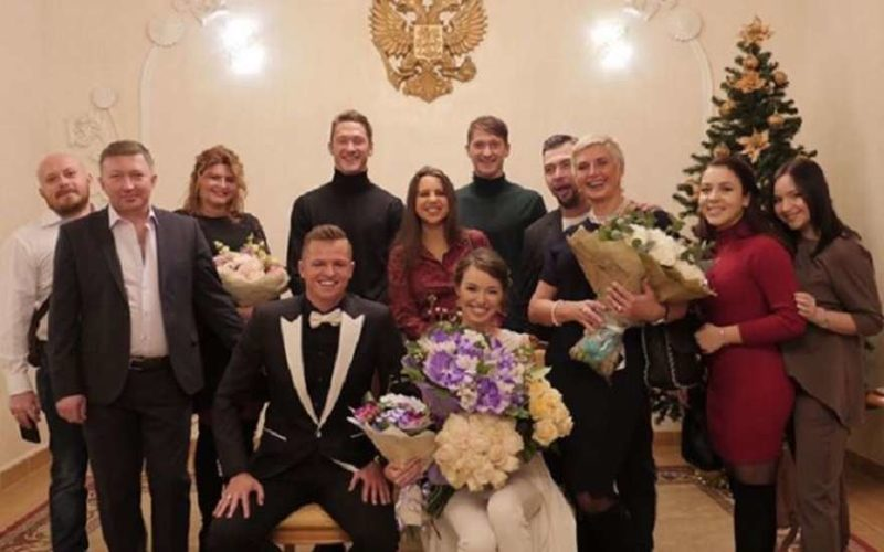 Дмитрий Тарасов свадьба с Костенко: фото, видео – подробности