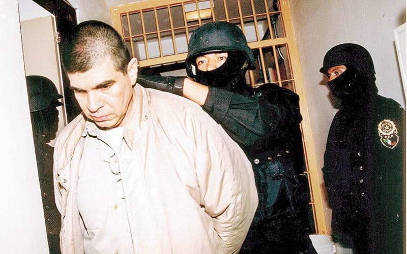 Американские спецслужбы арестовали наркобарона