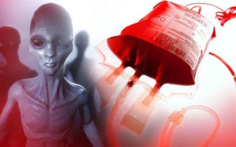группа крови инопланетян