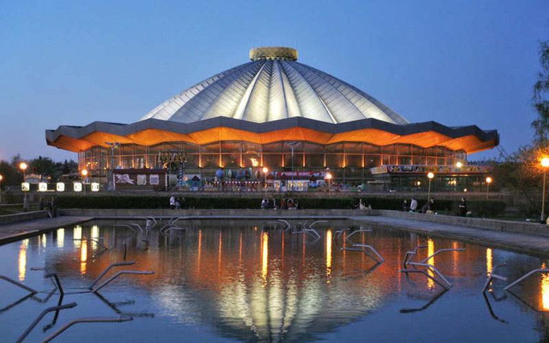 В Большом Московском цирке скрывалась необычная конструкция