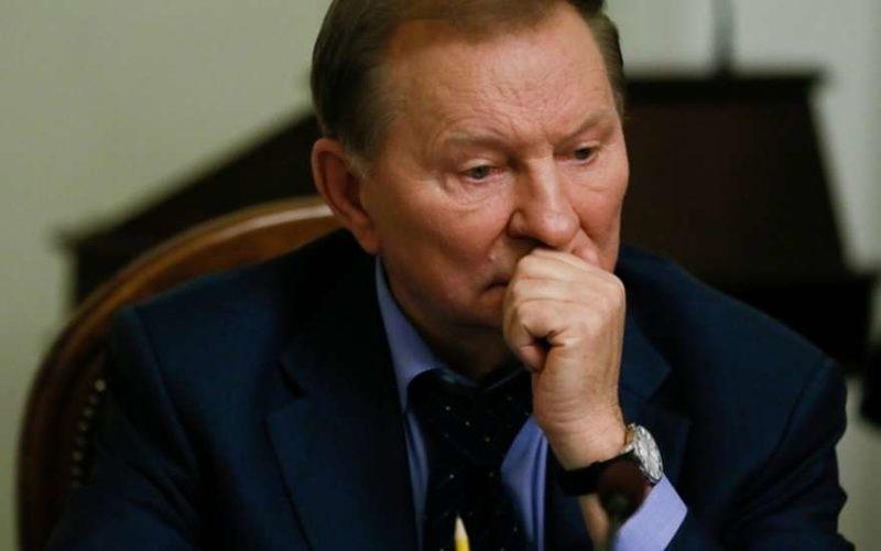 Кучма критикует порошенко