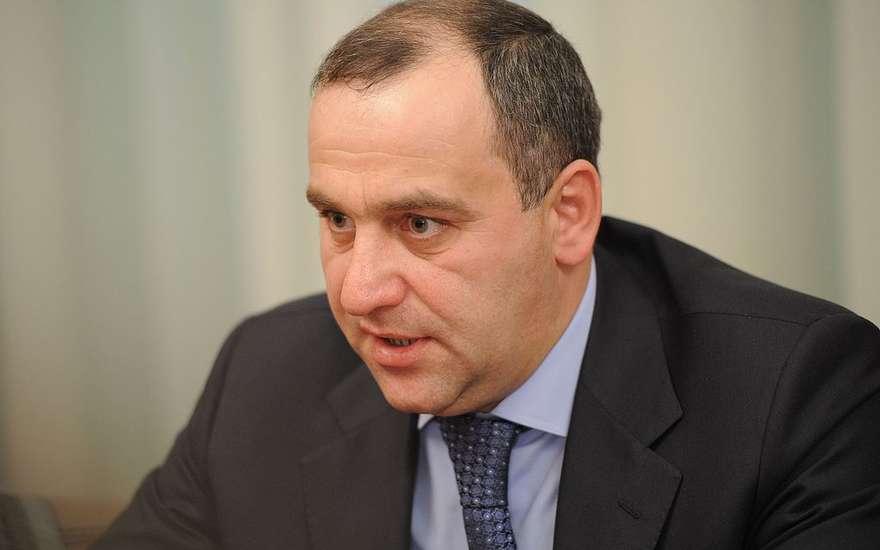 Рашид Темрезов
