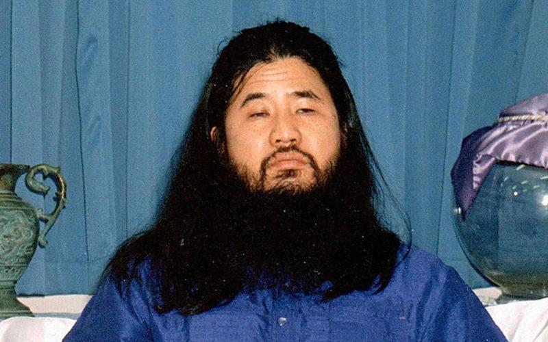 В Японии казнили основателя секты «Аум Сенрикё»