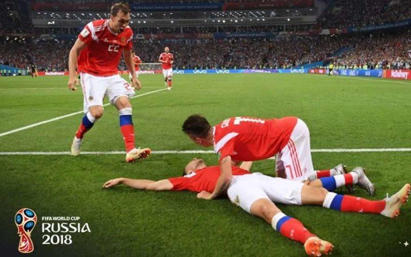 Черышев забил гол