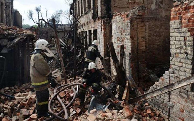 Пожар в Ростове-на-Дону последние новости: фото, видео произошедшего