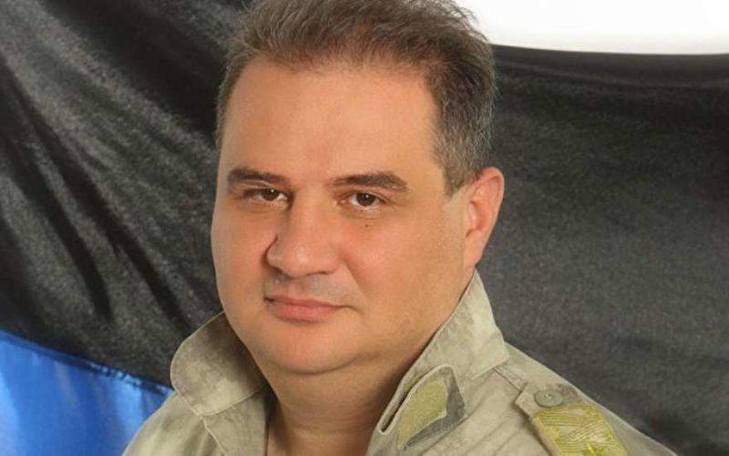 Александр Тимофеев Министр доходов ДНР