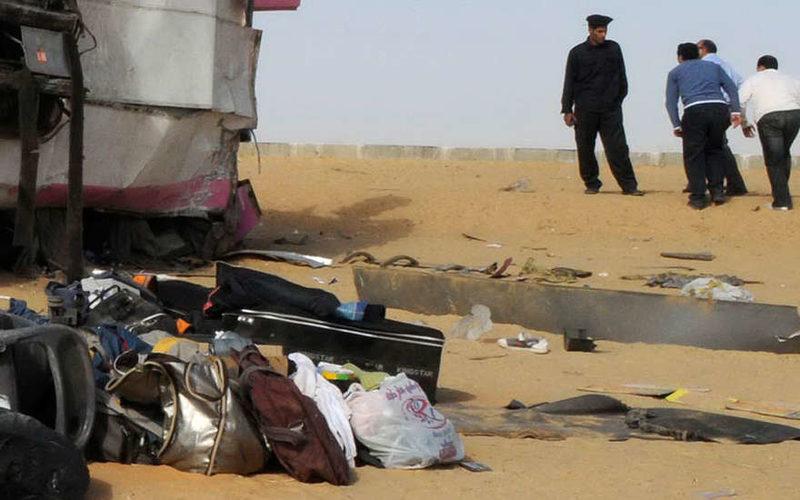 В Египте ДТП
