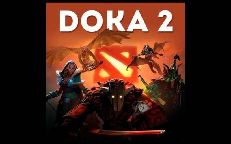 Игра «Дока 2»