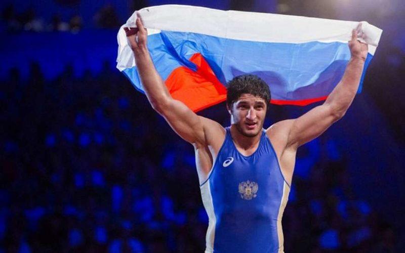 Российский борец Абдулрашид Садулаев