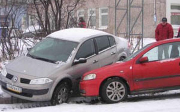 Крупная авария произошла сегодня в Подмосковье
