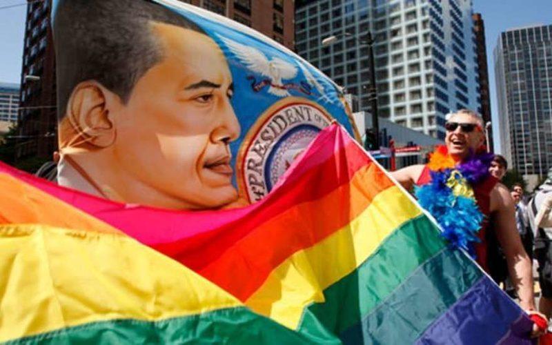 Обама отправит на Олимпиаду в Сочи двух лесбиянок и гея вместо себя