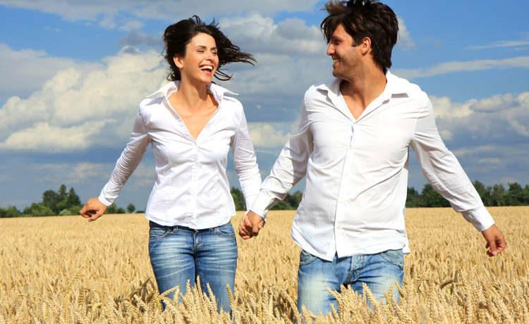 Счастливые в любви женщины удовлетворены своим весом