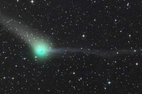 Комета «Невероятный Халк» приближается к Земле: когда и где можно ее наблюдать