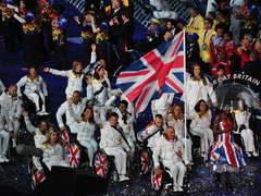 Паралимпийская сборная Великобритании