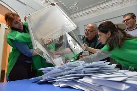 Выборы в Грузии 2018