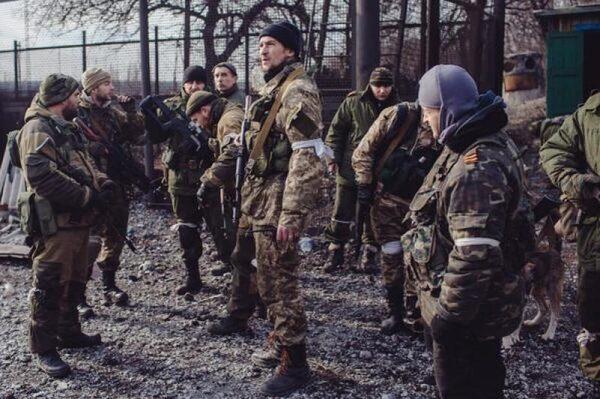 14 февраля фронтовая сводка днр и лнр