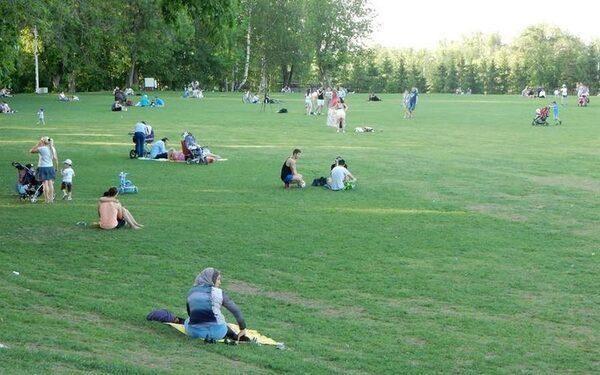 Достопримечательности Казани - парк Горького новое место для туристов