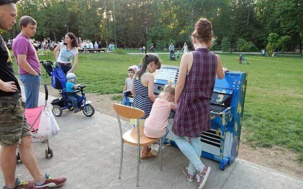 Достопримечательности Казани - парк Горького после реконструкции снова стал центральным парком