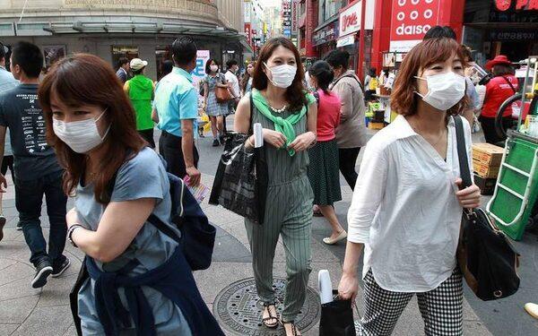 симптомы и лечение; коронавирус человека в Южной Корее убил 24 человека