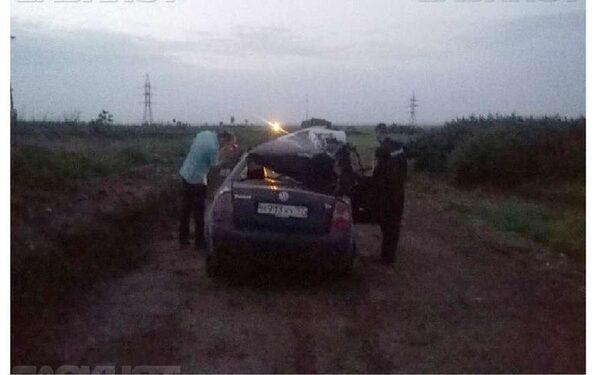 ДТП на трассе Москва-Волгоград, Михайловский район - виновник похитил трупы