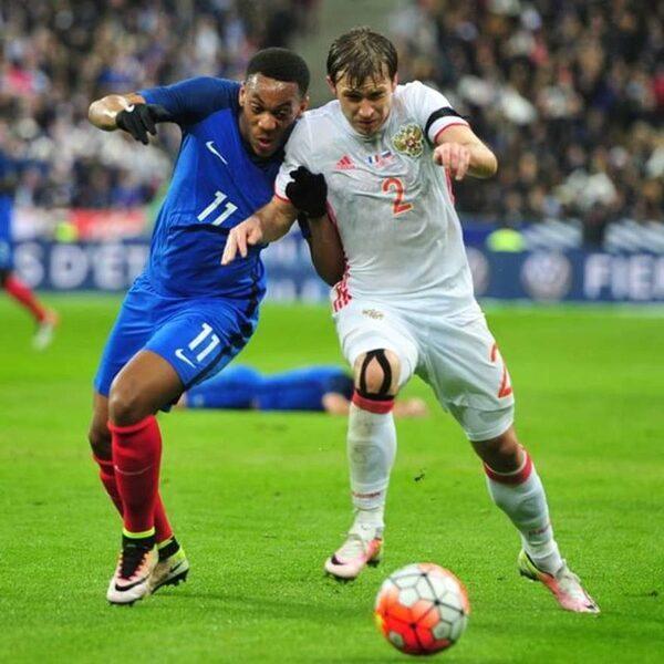 матч Россия-Франция