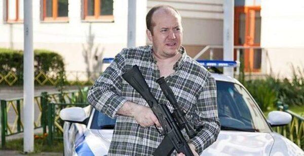 Полицейский с рублевки 2 серия смотреть онлайн от 22 03 2016