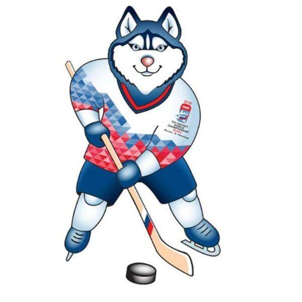 талисман ЧМ по хоккею 2016