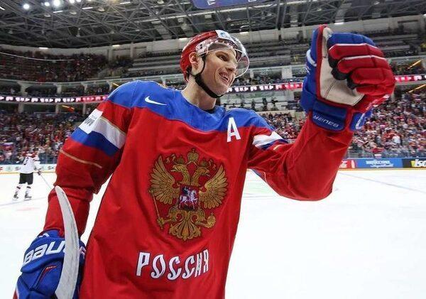 Вадим Щипачев признан лучшим игроком сборной России в игре с Данией