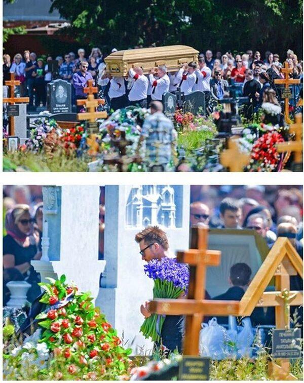 Жанна Фриске смерть и похороны