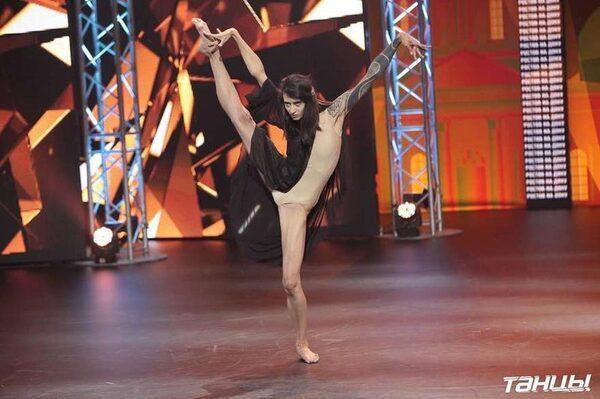 участница шоу Танцы