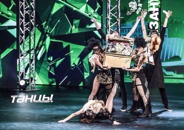 шоу-балет из Самары