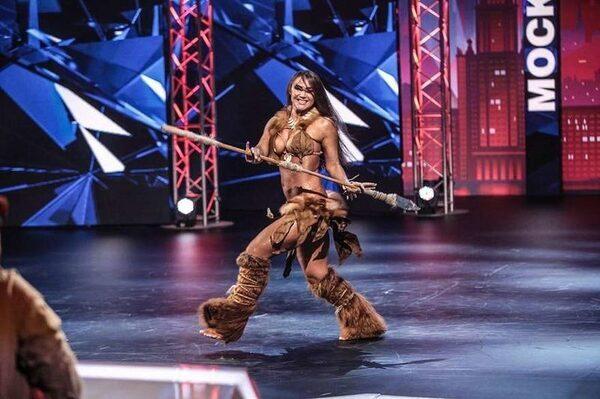 Маринэ - участница шоу танцы