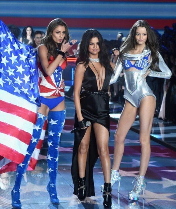 Шоу Victoria's Secret-2015: Селена Гомес и другие гости афтепати