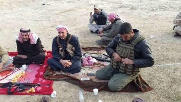 будни иракской войны, фото