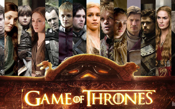 Игра престолов: финал стал известен, его озвучил Джордж Мартин