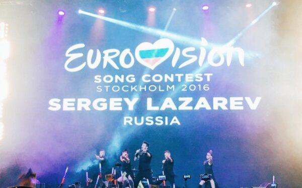 «Евровидение-2016»: Выступление Сергея Лазарева
