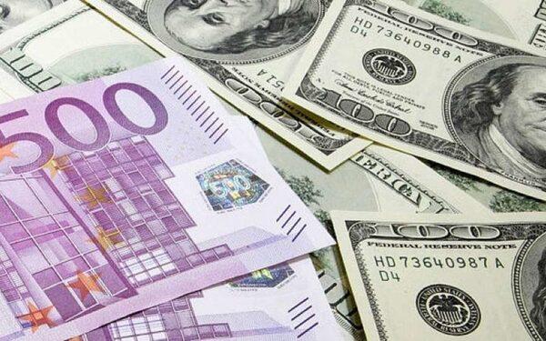 доллар, евро, курс