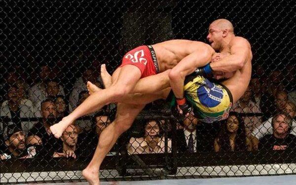ЧР по смешанным единоборствам , MMA