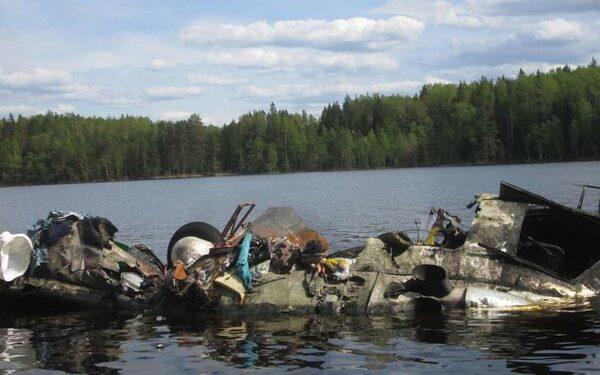 В Ленобласти на вертолёте Ми-2 могли быть контрабандисты с красной рыбой