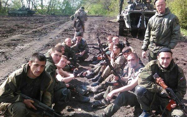 Донецкие новости последние сегодня, бои за Донбасс