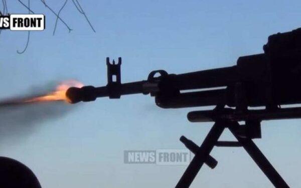 Штаб ополчения ДНР и ЛНР информирует о танковом обстреле Горловки украинскими силовиками, в районе донецкого аэропорта идут ожесточенные бои