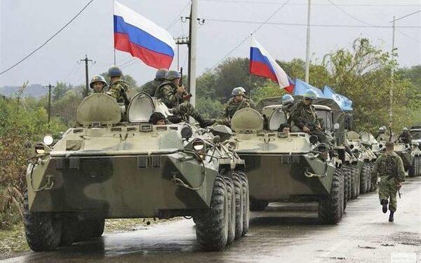 Россия введёт войска на Украину и разделит её на 4 части