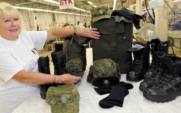 Россию оденет «Армия»