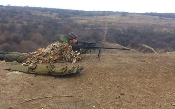 Бои за Донбасс