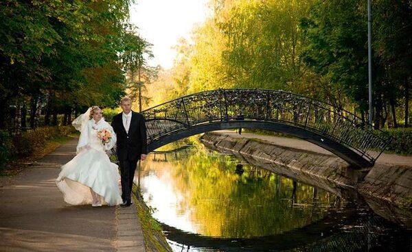Достопримечательности Казани — парк Урицкого укрепляет браки